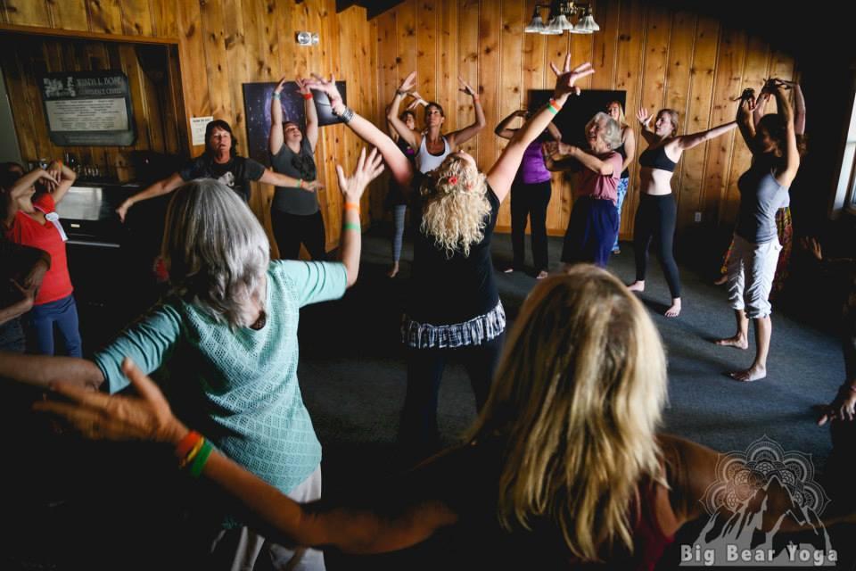 energy dance class