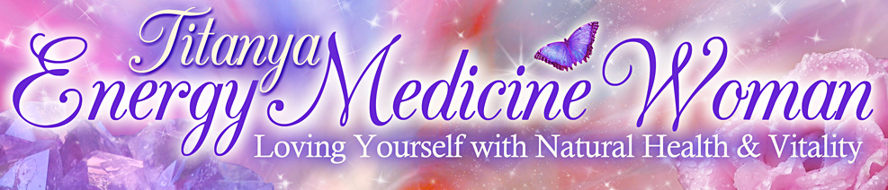 Energy Medicine Woman