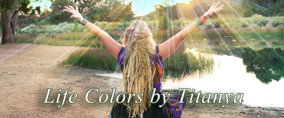 Life Color Aura Readings | Energy Medicine Woman